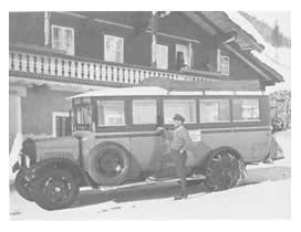 Seit 1924 taxi rainer