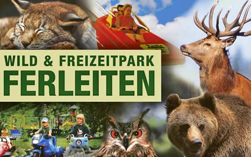 ferleiten wild und freizeitpark