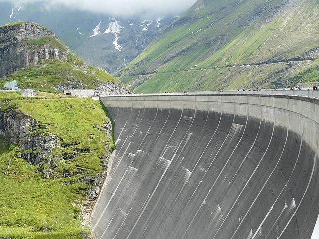 kaprun dam