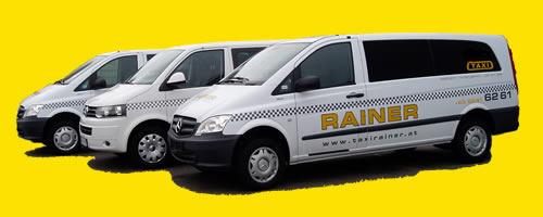 taxi reie KLEIN