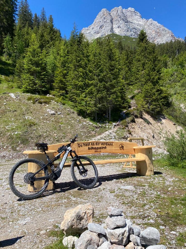 Fahrrad Transport in Salzurg